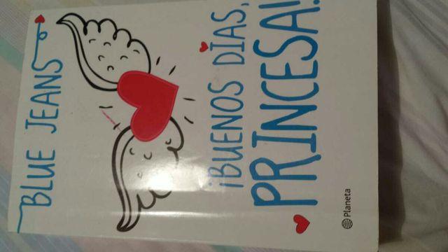 Libro BUENOS DIAS PRINCESA