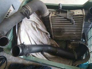Intercooler y tuberias seat ibiza sportryder 100cv