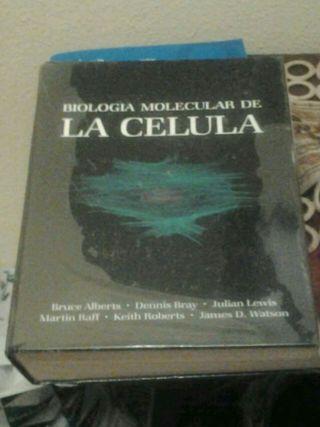 """Libro """"Biología molecular de la célula"""""""