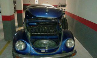 Coche escarabajo volkswagen