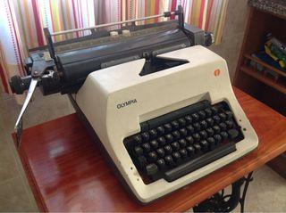 Maquina De Escribir Olympia