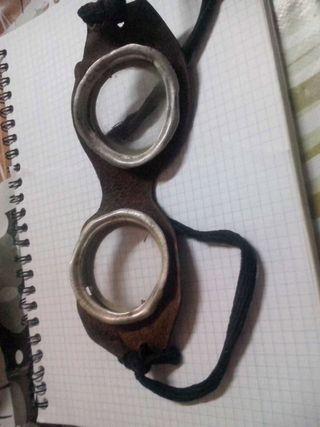 gafas de motorista