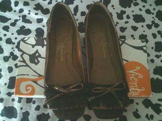 Zapatos n 37 marrones