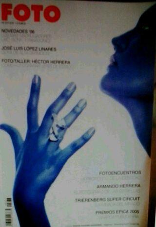 20 revistas FOTO coleccionista