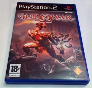 God Of War. PS2