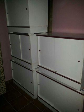 Mobiliario tienda merceria mostradores espejo de segunda mano por 1 en ourense en wallapop - Mobiliario para merceria ...