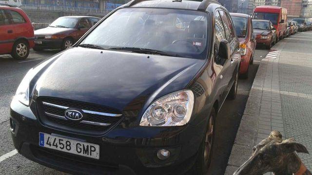 Kia carens 140 cc diesel