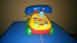 Teléfono Aprendizaje