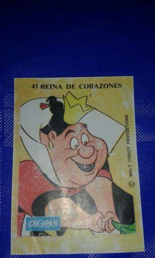 CROPAN CROMOS DISNEY