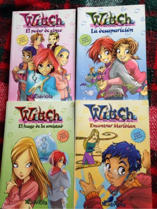Witch libros