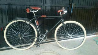 Bicicleta restaurada bh especial ejecutiva