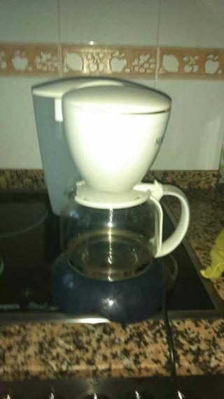 Cafetera en perfecto estado