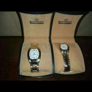 Pareja de relojes (SUPER REBAJADO...TIRAMOS LOS PRECIOS...) de 80 a 45 €