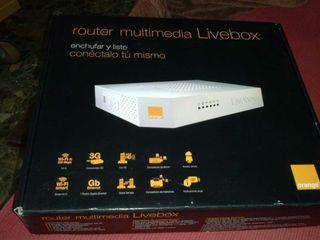 Orange adsl router