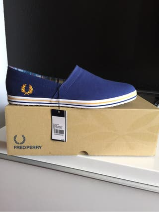 fred perry originales zapatillas