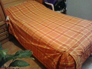 colcha cama 90