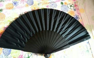 Abanico baile flamenco