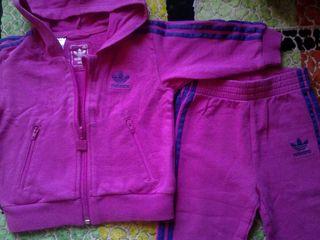 Jogging Adidas rose 6mois