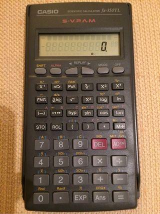 Calculadora Cientifica Casio FX-350TL
