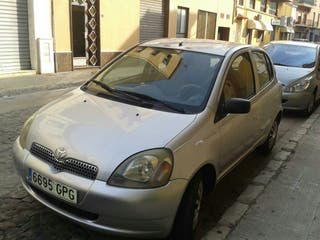 Coche Toyota Yaris