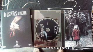 DVD La Lista De Schindler Ed. Especial