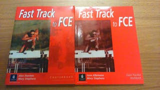 Libros inglés para First Fast Track