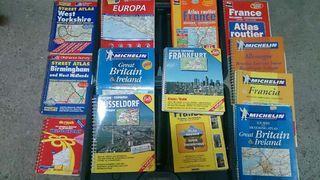 Mapas de muchos países