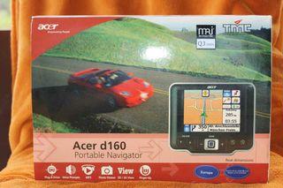 GPS Acer D160