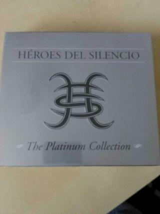 Cd Heroes del Silencio.