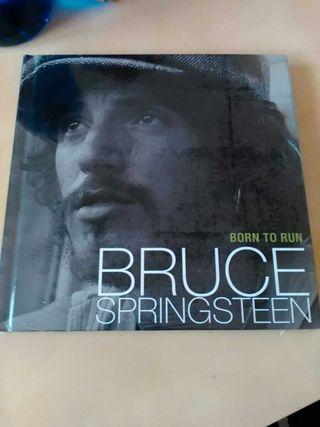 Cd mas libro Bruce Springsteen