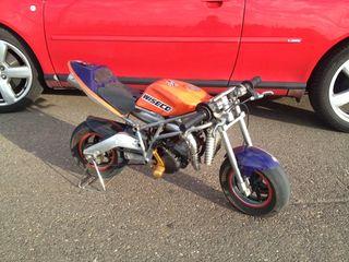 Minibike replica polini