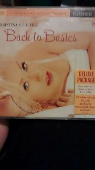 Christina Aguilera Back to Basics Deluxe Package