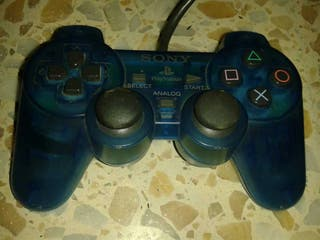 Mando azul playstation 2