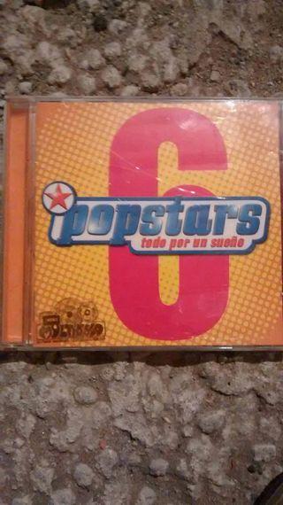 Disco Popstars todo por un sueño gala 6