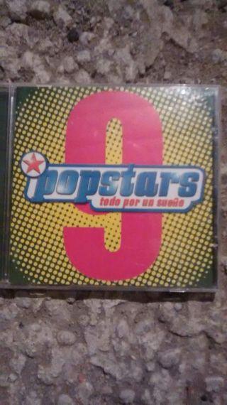 Disco Popstars todo por un sueño gala 9