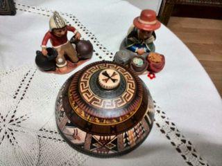 Juego de peruanos con casa