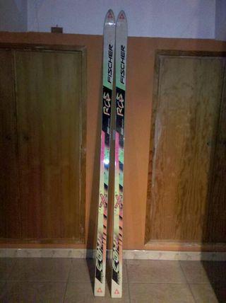 Tablas de esquí