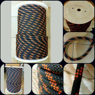 Cuerda cabo driza poliester 12mm x 100metros