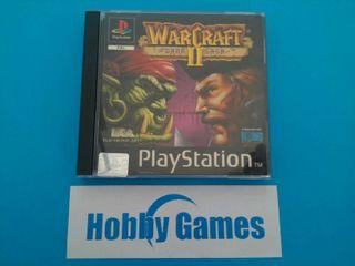Warcraft II PSX