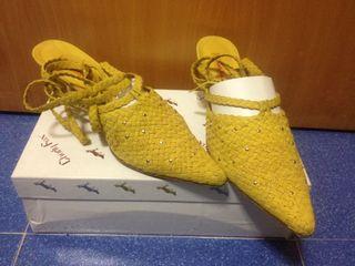Zapatos Charly Fox De Ante