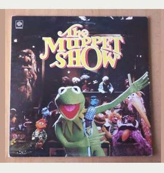 LP THE MUPPET SHOW CONDITION VG+/VG+