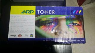 2 X Toner impresora laser para hp p1005 y p1006