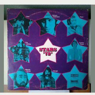 LP STARS '72 THE HOLLIES T REX GIORGIO... CONDITION VG/VG