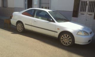 honda civic coupe vtec