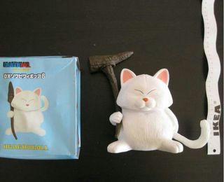 Figura gato Karin Dragon ball de 18cm