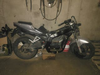 Despiece Daelim Roadwin 125cc