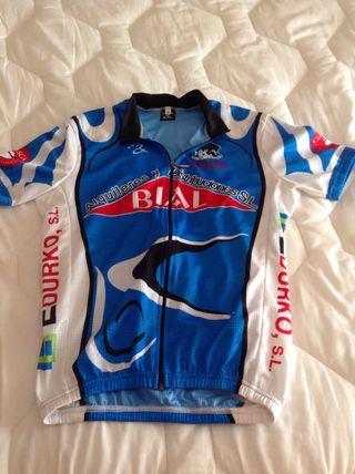 Mallot Ciclismo T.M