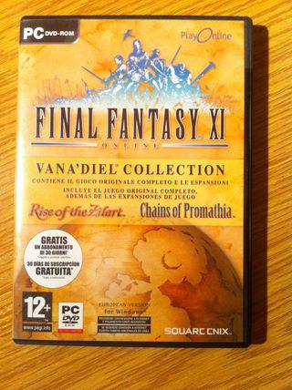 Final Fantasy XI Vana Diel Collection