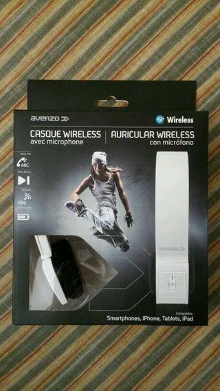 Auriculares Wireless