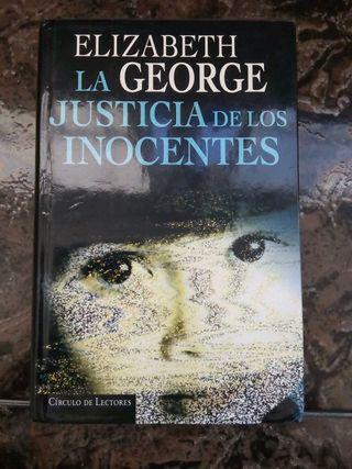 libro la justicia de los inocentes